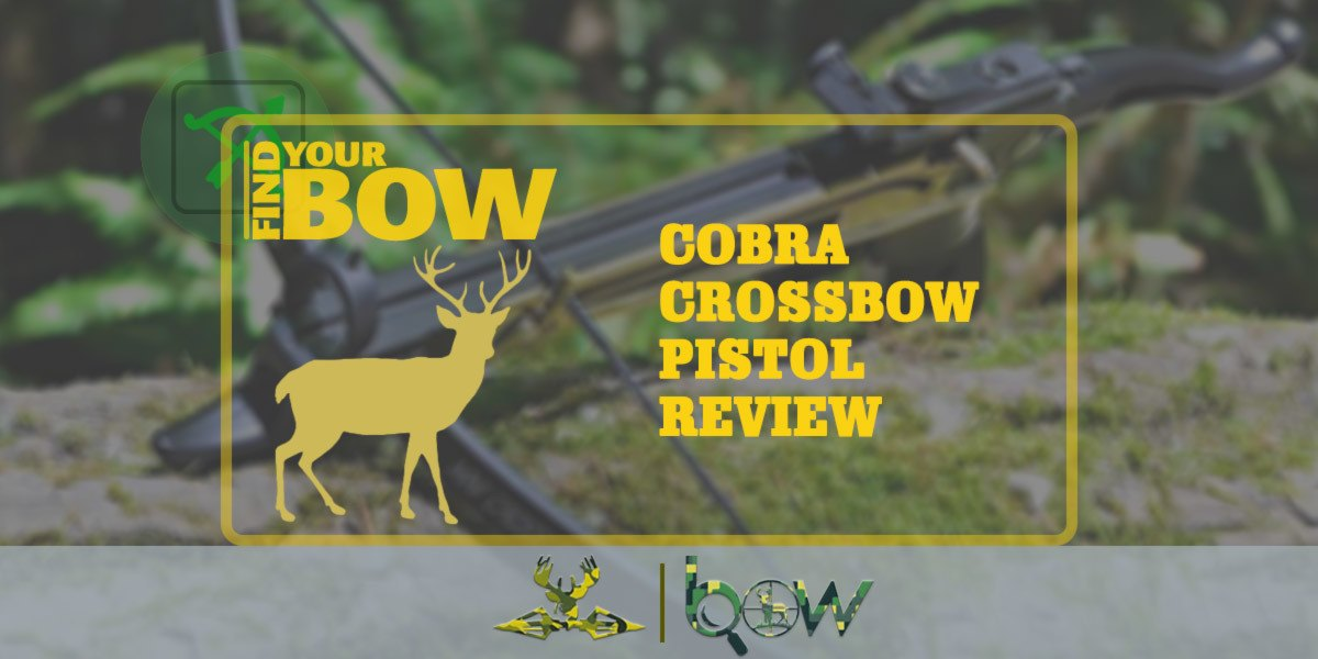 Cobra Crossbow Pistol Review