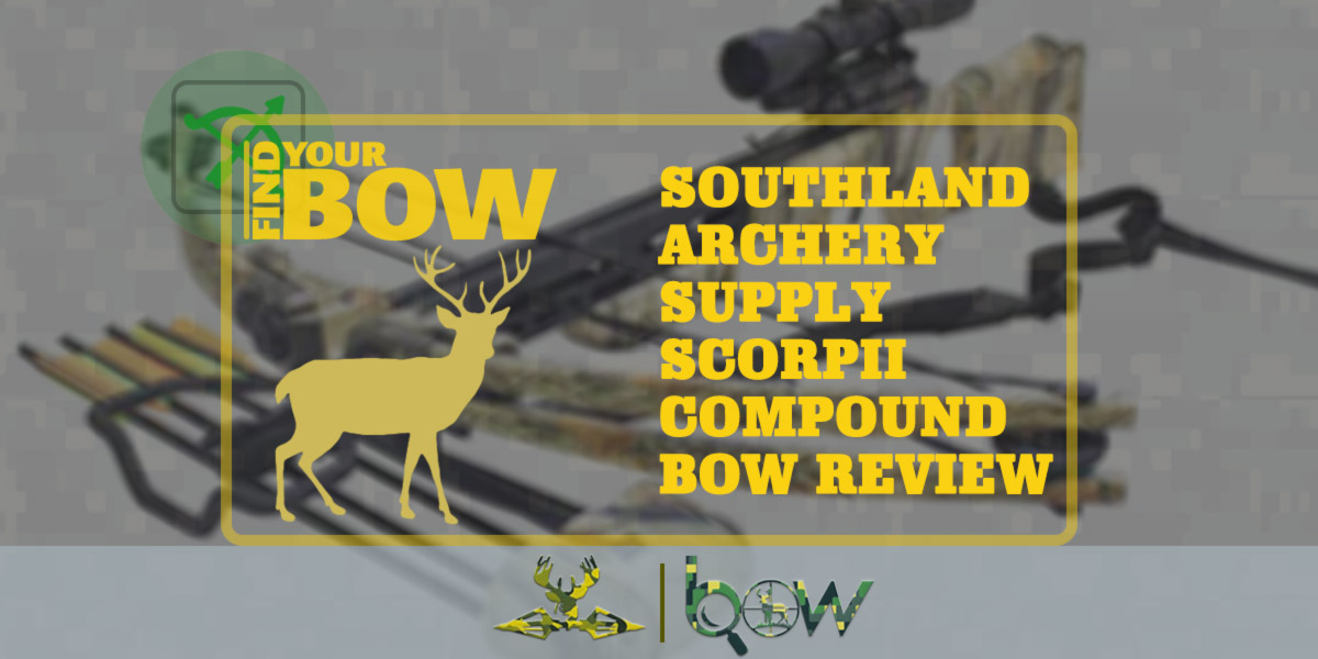 Southland Archery Supply Scorpii Compound Bow Review